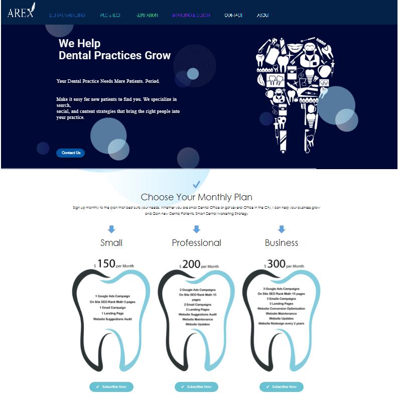 dental marketing thumbnail